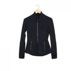 Lululemon Define Jacket Black Size 6 Full Zip